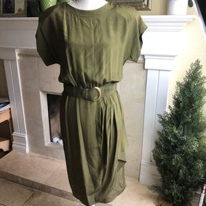 Vintage Liz Claiborne silk dress